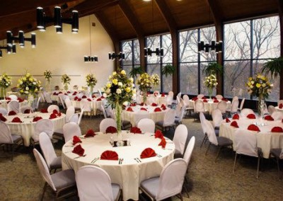 Large meeting/banquet area