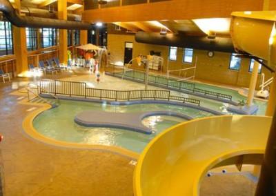 Abe Martin aquatics center